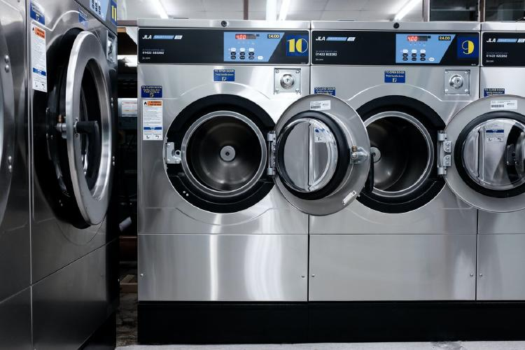 Secadoras eléctricas de ropa.