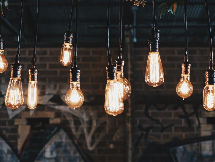 Lámparas incandescentes.