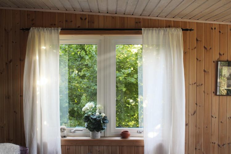 Aislar puertas y ventanas es fundamental.