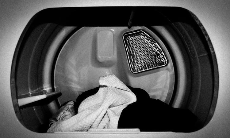 Secadora de ropa.