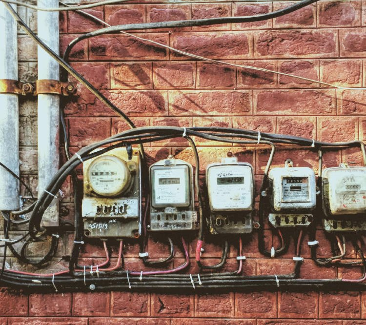 Cuadros eléctricos.
