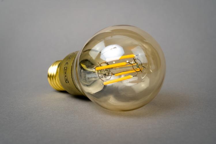 Bombilla LED.