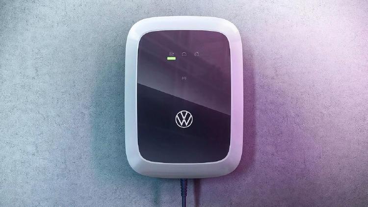 Wallbox de Volkswagen para sus EV.